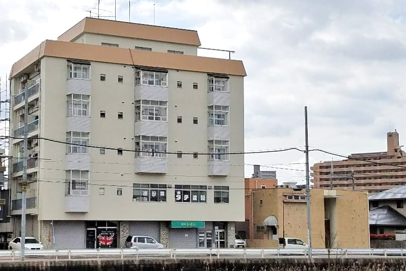 ダテ建設本社ビル(広島市府中)